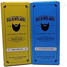 Kit Champú Y Acondicionador para Barba. La combinación perfecta para el lavado de su barba 100ml + 100ml de producto hecho a mano y especialmente hecho para su barba. Nuestros champu y acondicionador para barba son sin sulfatos. Lleve una barba sana y limpia con nuestros jabones y Acondicionadores Orgánicos y Naturales.