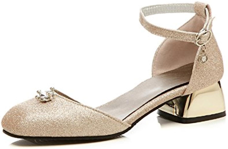 1cc480f2da01 les chaussures de confort d'été des sandales wedge talon ouvert ouvert  ouvert « fleurs d'or et d'argent comme l'orteil noir de  mariage...b07cfwpdkv parent ...