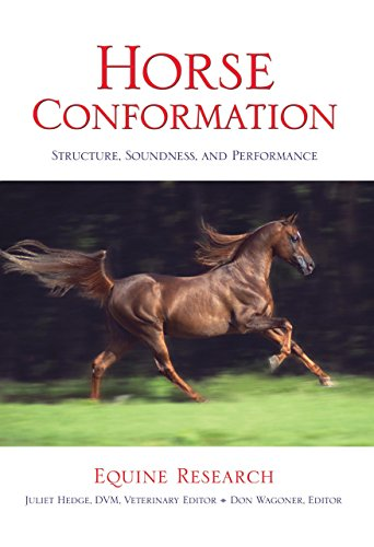 Horse Conformation: Structure, Soundness, And Performance por Equine Research Inc