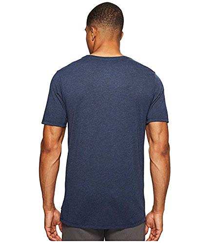 d574efd464 Nike SB Men's Dri-Fit Fish Tee (Obsidian Heather/Industrial Blue, X