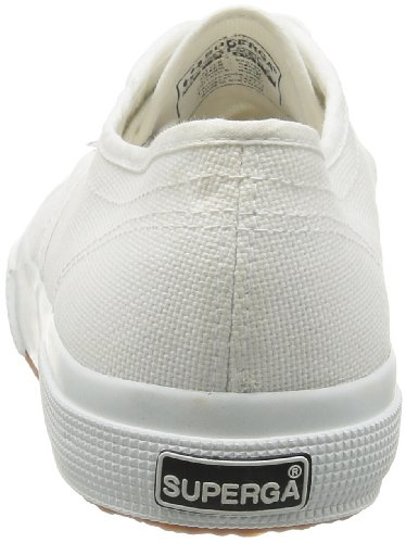 Superga Damen 2750 Cotu Slipon Sneakers Weiß (901)