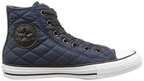 Converse All Star Hi Textile Quilted Herren Low-top Blau (Bleu Nuit)