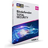 Bitdefender Total Security 2021 | 10 dispositivos | 2 anni | IT