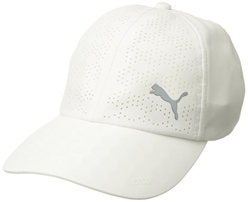 Puma Golf 2018 Damen Punkt Hat (One Size), Damen, 0214380, bright white, Einheitsgröße (Golf-hut Puma)