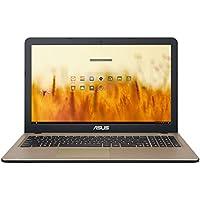 "ASUS VivoBook D540NA-GQ059 - Ordenador portátil de 15.6"" HD (Intel Celeron N3350, 4 GB RAM, 500 GB HDD, Endless OS) Chocolate Negro - Teclado QWERTY Español"