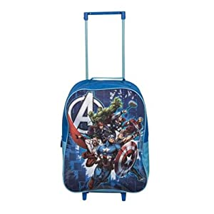 Sambro Avengers Assemble Trolley Bag by Sambro