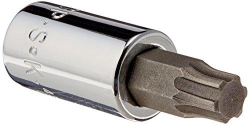 SK HAND TOOL 45572 TORX PLUS T50 DRIVE BIT SOCKET  3/8-INCH  CHROME