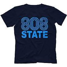 808 State Inspired Tribute T-Shirt 100% Premium Cotton