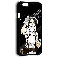 Attack On Titan Anime japonés Carcasa para iPhone 6 4.7 Pulgadas (no Plus 5,