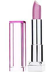 Maybelline Color Sensational Lippenstift Nr. 278 Rose Diamonds, multidimensionale Farbe für verführerische Lippen, feuchtigkeitsspendend durch nährenden Honignektar, 5 g