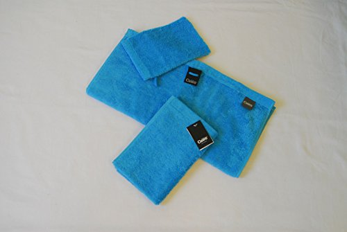 Farbe Bad-handtuch-multi (Cawö Handtücher Life Style Uni 7007 Handtuch 50x100 cm)