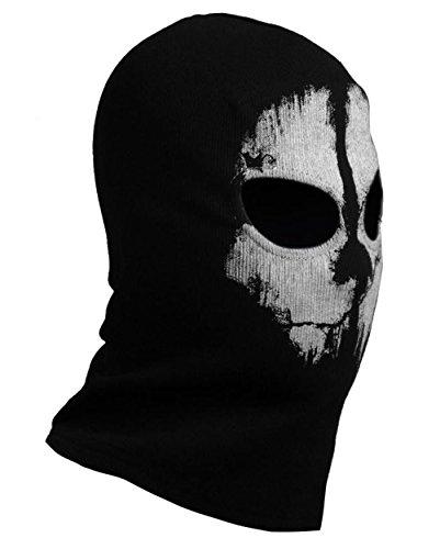 RONSHIN SUAVO Ghosts Logan Last Mission Máscara Calavera