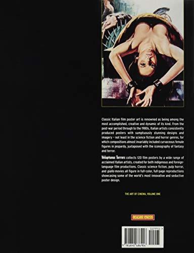 Zoom IMG-1 voluptuous terrors 120 horror science