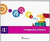 CUADERNO INTELIGENCIAS MULTIPLES 1 PRIMARIA - 9788429455793