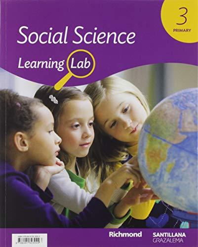 LEARNING LAB SOCIAL SCIENCE 3 PRIMARIA GRAZALEMA
