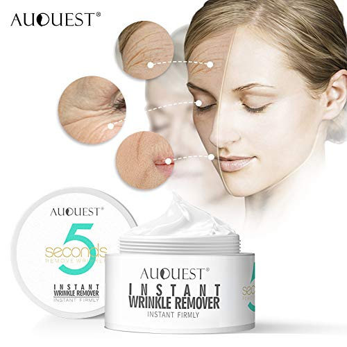 Fishyu 5 Seconds Wrinkle Remover Cream Instant Firmly Peptide Anti-Aging Skin Care