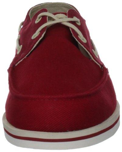 Vans Foghorn, Chaussures de sport homme Rouge (Chili Pepper)