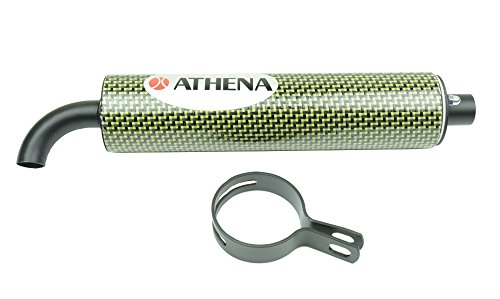 athena-s410000303003-silenciador-regenerable-60-x-250-mm-en-fibra-de-carbono-de-diametro-22-mm-para-