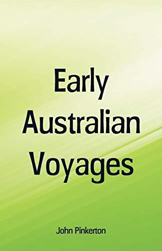 Early Australian Voyages por John Pinkerton