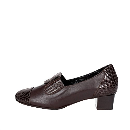 Sanagens 4662 042 Mocassino Donna Pelle Marrone Marrone 38