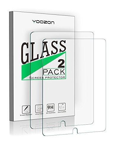 iPad Pro 10.5 Schutzfolie [2 Stück], Yoozon Panzerglas Panzerfolie Hartglas Displayschutzglas für Apple iPad Pro 10.5 Zoll 2017