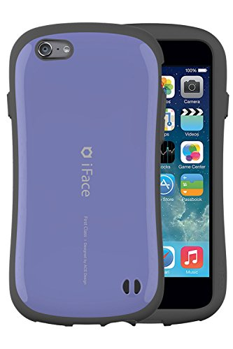 iFace Apple iPhone 6 / iPhone 6s Case First Class Collection - Premium Slim Fit Dual Layer Protective Hard Case - Verizon, AT&T, T-Mobile, Sprint, International, and Unlocked - Apple New iPhone 6 / iP Purple