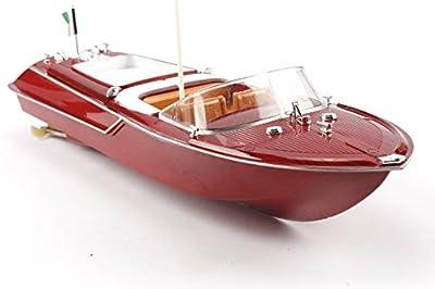 Maximum RC Boot mit 46 cm Länge und Sicherheitsmechanismus - Ferngesteuertes Boot für Kinder - einfachste Bedienung von Maximum RC
