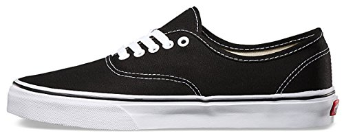 Vans Authentic, Baskets mode homme Schwarz