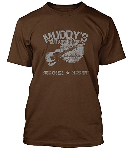 muddy-waters-inspired-guitars-n-harps-blues-t-shirt-uomini-xl-caffa