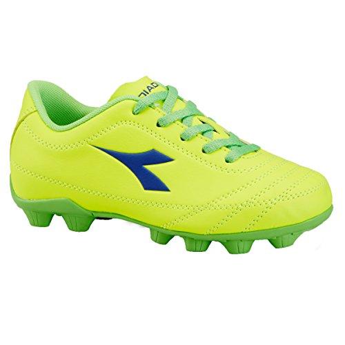 Diadora , Jungen Sneaker C6212 GIALLO