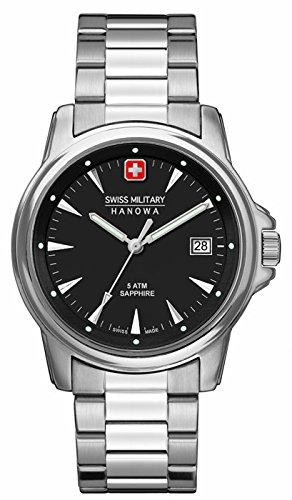 SWISS MILITARY-HANOWA Herren-Armbanduhr 06-5230.04.007