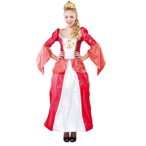 Partyklar Musketier Renaissance Kleid Damenkostüm