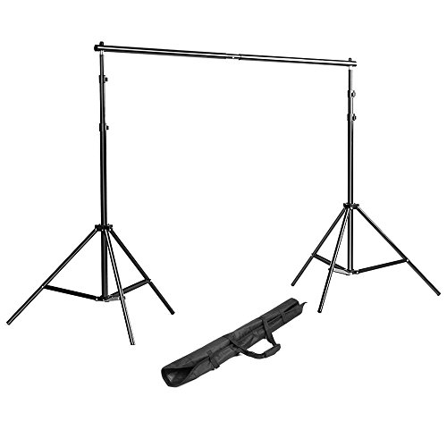 Neewer Mini Soporte Luz Ajustable Kit Incluye: 2 Soportes
