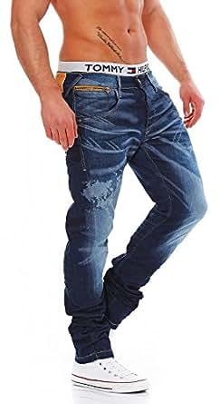 Jack & Jones - Jeans Homme - NICK LAB C. BL 105 L.I.D. taille W32 / L30