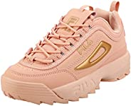 FILA Disruptor II Women's Sneakers, Rose/Spanish V