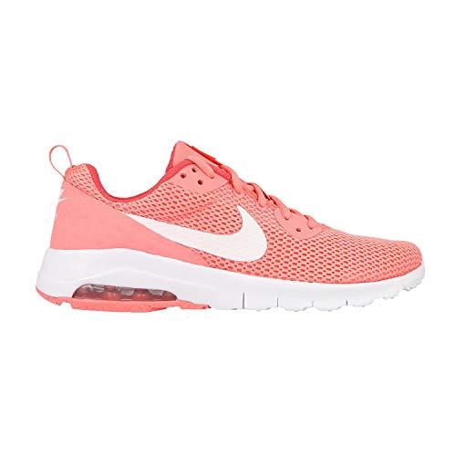 Nike Damen Air Max Motion Lw (gs) Leichtathletikschuhe, Mehrfarbig (Lt Atomic Pink/White/Rush Coral 000), 38.5 EU