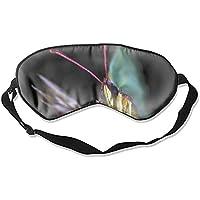 Bequeme Schlafmasken mit flachem Fokus, Fotografie von braunem Schmetterling, Schlafmaske für Reisen, Mittagsschlaf... preisvergleich bei billige-tabletten.eu