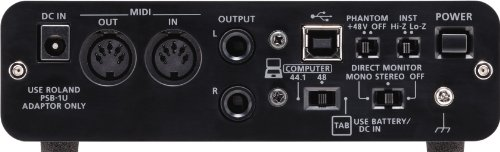 Roland DUO-CAPTURE EX USB Audio Interface -