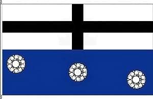 Königsbanner Hissflagge Rumeln-Kaltenhausen - 120 x 200cm - Flagge und Fahne