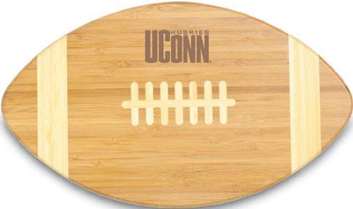 NCAA Touchdown Schneidebrett, 40,6cm, Herren unisex damen, Connecticut Huskies