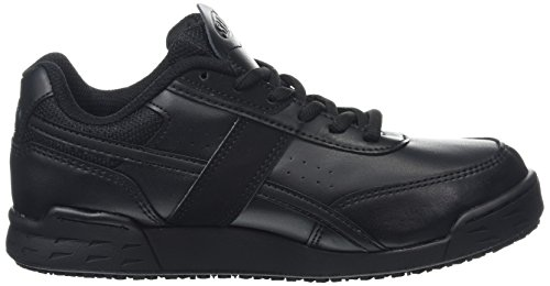 Shoes for Crews Pro-classic Iv, Baskets de travail mixte adulte Noir - Noir