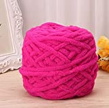NEW Collection Jo's Knitting/Crochet HOT PINK Anti-Pilling Soft - Best Reviews Guide