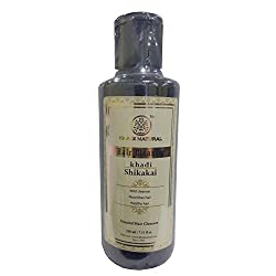 Khadi Herbal Shikakai Hair Cleanser 210Ml