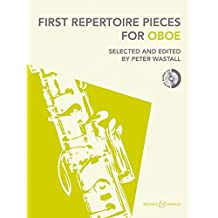 First Repertoire Pieces for Oboe: With Piano Accompaniment