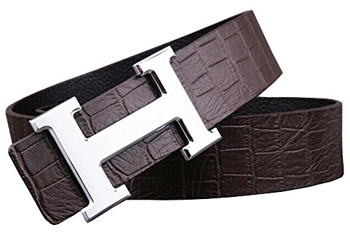 suptec-mens-superior-alphabet-h-real-leather-belt-brown-silver-buckle