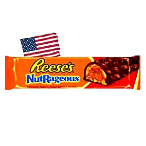 REESE'S NUTRAGEOUS Candy Bar 51g