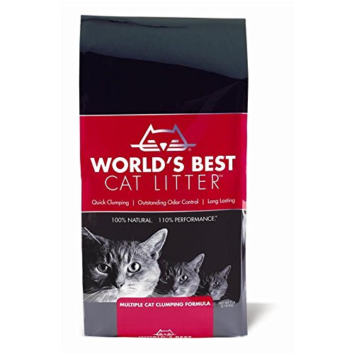 World's Best Cat Litter Katzenstreu, Multiple Cat, 12.7 kg -
