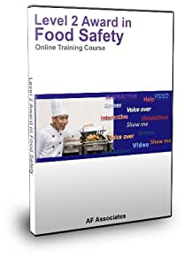 Level 2 Award in Food Safety Online E-Learning Course