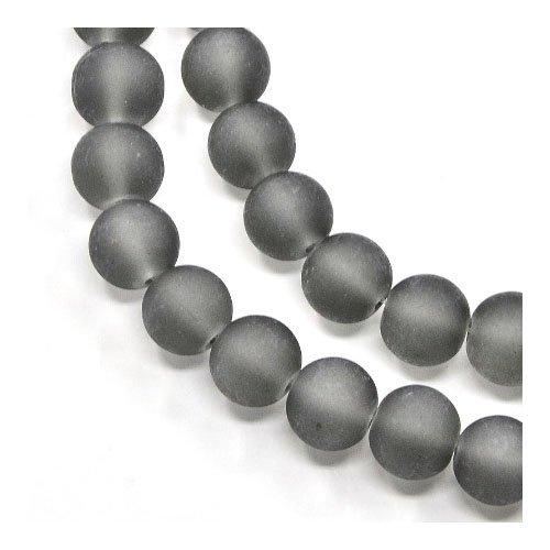 strang-100-grau-glas-8mm-matt-rund-perlen-y05230-charming-beads