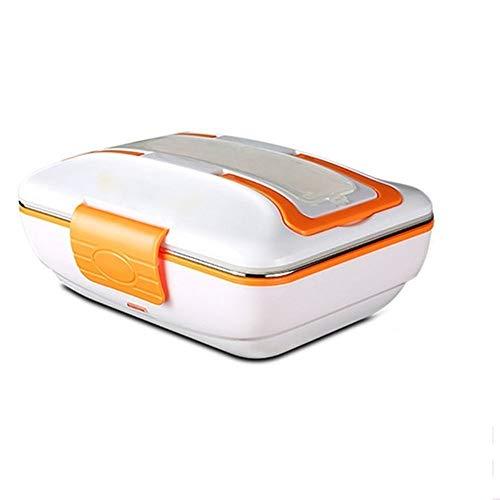 Scalda Vivande Elettrico Acciaio Porta Vivande Portatile Box Pranzo Casa Posate